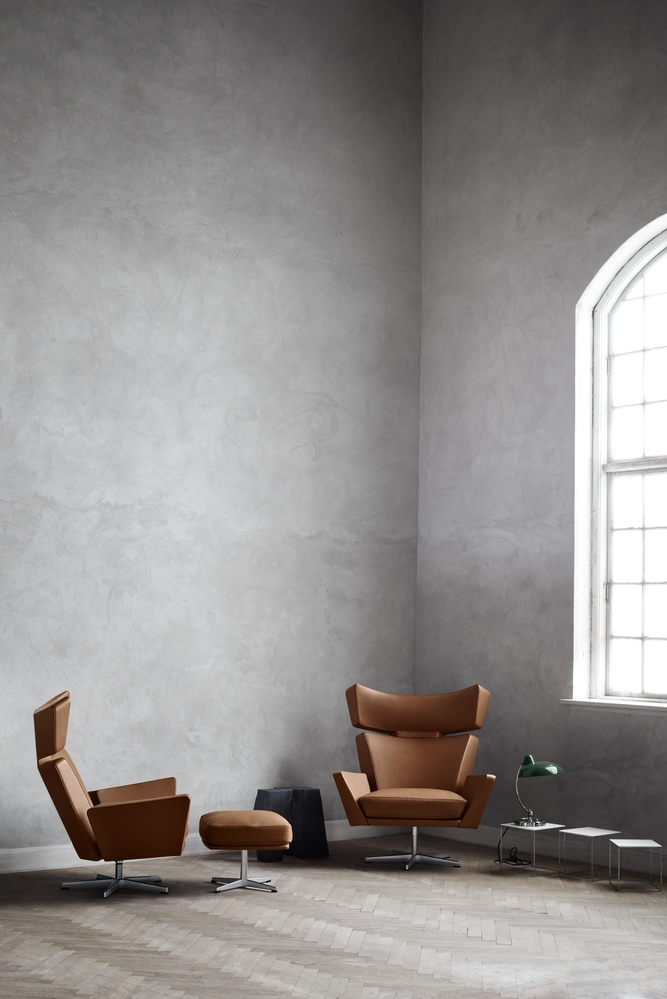 kaiser idell 6631 bordlampe bordlamper lystorvet. Black Bedroom Furniture Sets. Home Design Ideas