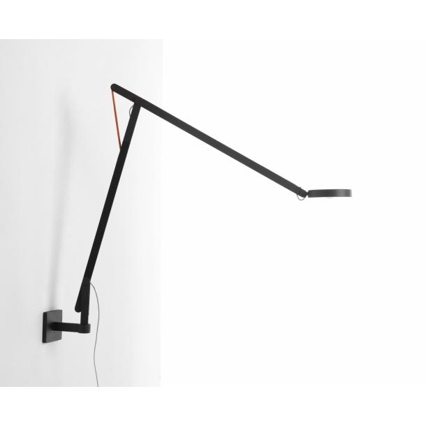 rotaliana string w1 sort v glamper lystorvet. Black Bedroom Furniture Sets. Home Design Ideas