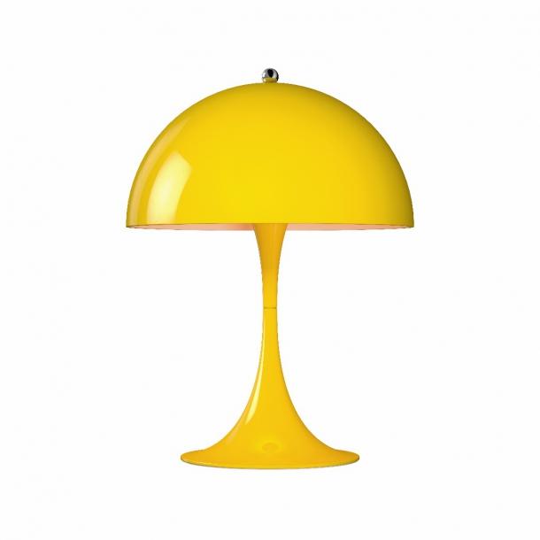 louis poulsen panthella mini bordlampe louis poulsen lamper lystorvet. Black Bedroom Furniture Sets. Home Design Ideas